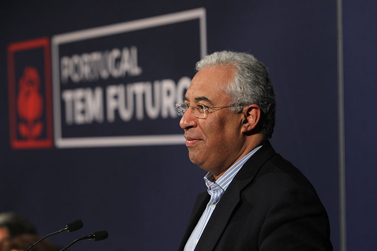 António Costa no YES Summer Camp 2015